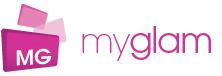 myglam.com logo