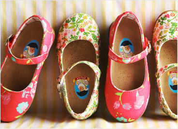 Oilily Girls' ShoesPlayful, adorable and full of colorful charm