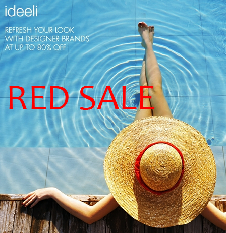 Ideeli Red SALE